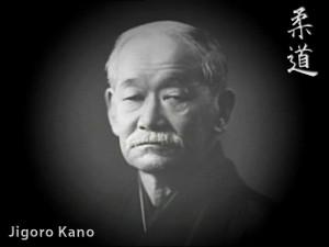 fondatore del Judo JIGORO KANO
